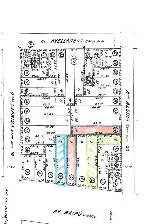 terreno lote  en venta ubicado en florida, zona norte