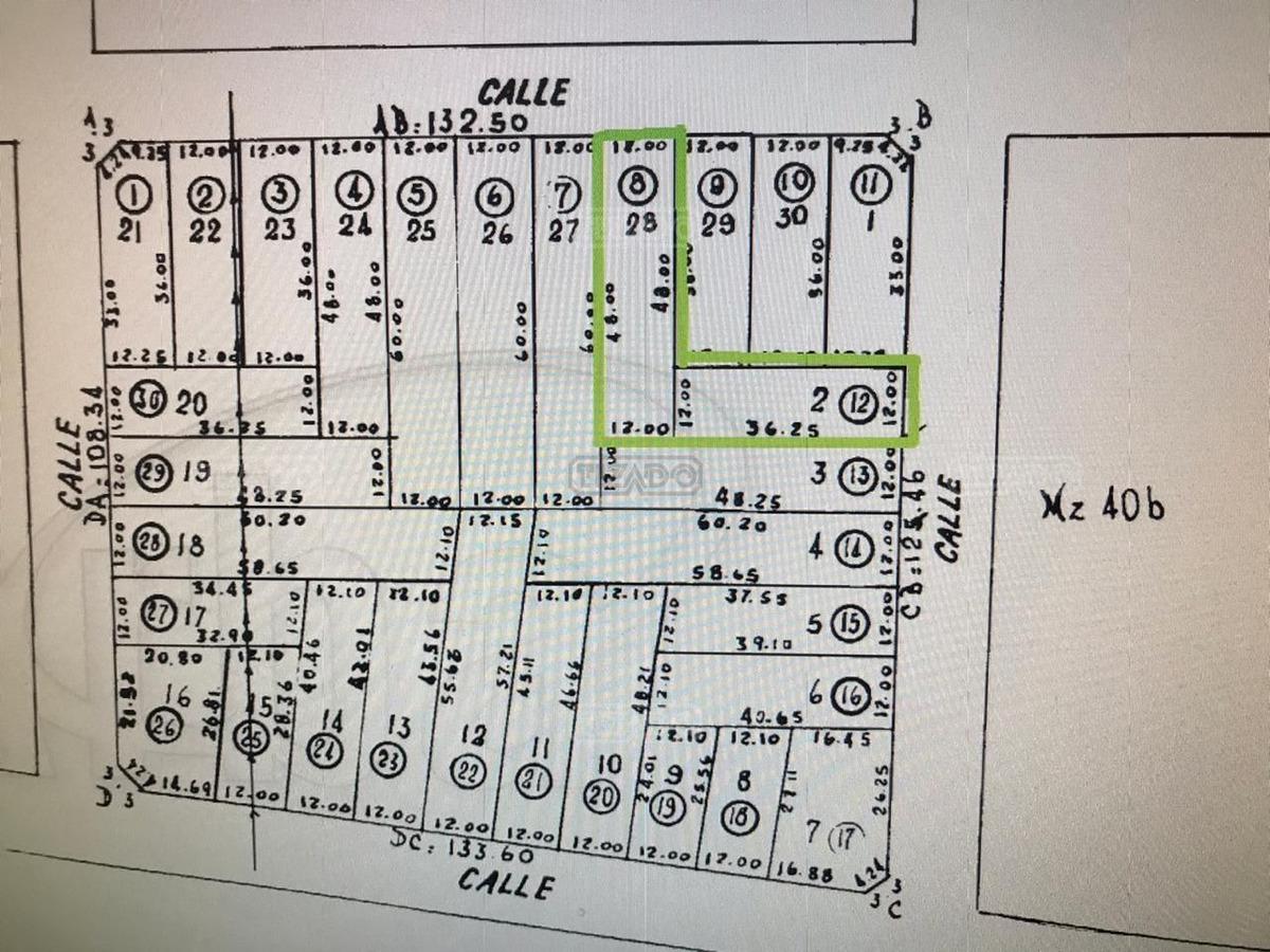 terreno lote  en venta ubicado en la esmeralda (derqui), pilar y alrededores