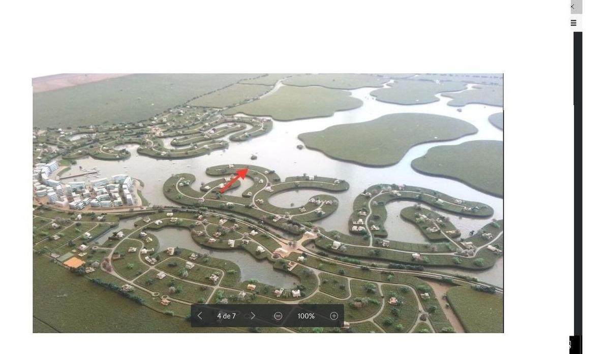 terreno lote  en venta ubicado en puertos - muelles, escobar y alrededores