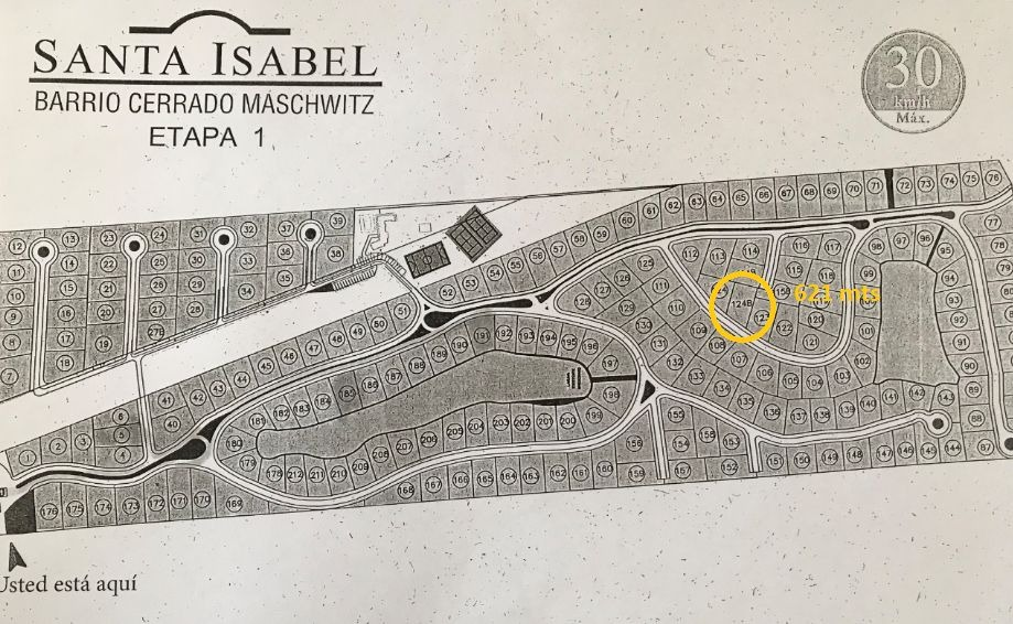 terreno lote  en venta ubicado en santa isabel, escobar y alrededores