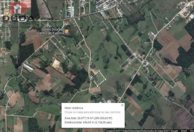 terreno - loteamento graziela - ref: 24140 - v-24140