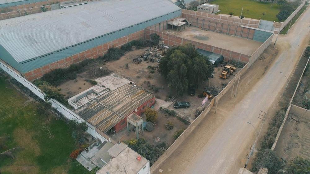 terreno lurin huertos de villena 2648 m2.$175 xm2 luz pozo