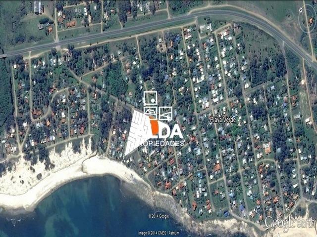 terreno maldonado playa verde venta