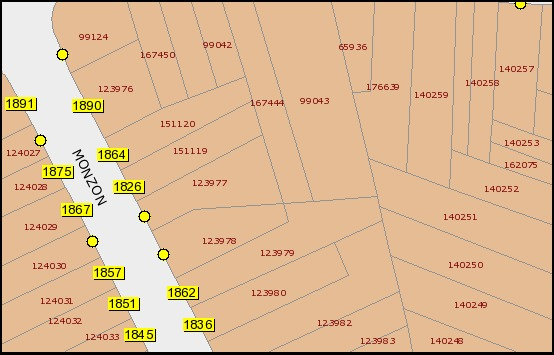 terreno malvin sur 450 metros con altura monzon y av italia