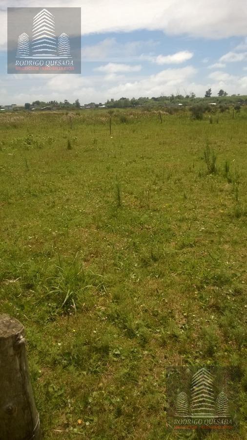 terreno - mar de ajo