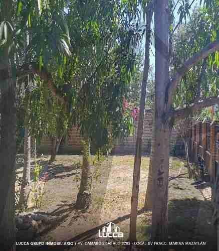 terreno - mazatlán