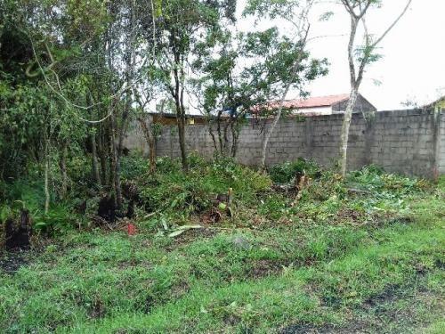 terreno medindo 125 m² c/ escritura, itanhaém-sp! ref 3185-p