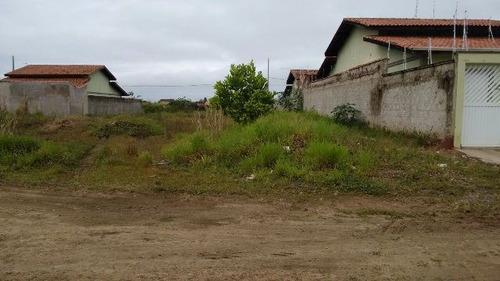 terreno medindo 250 m² em itanhaém-sp - ref 4592-p