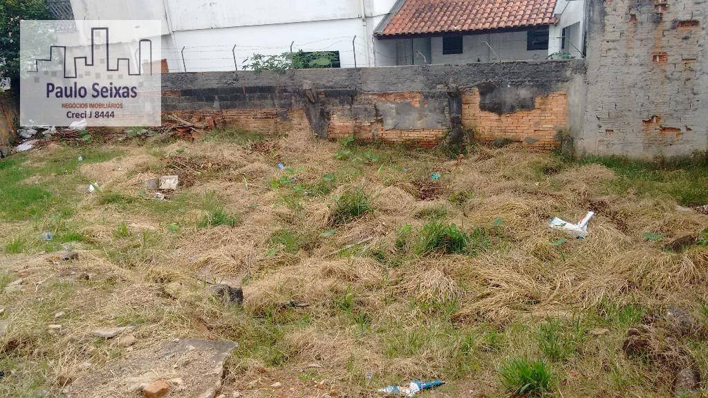 terreno metrô jardim são paulo - te0021