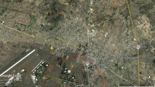 terreno michapa, los reyes acozac tecamac sup. 396 mts