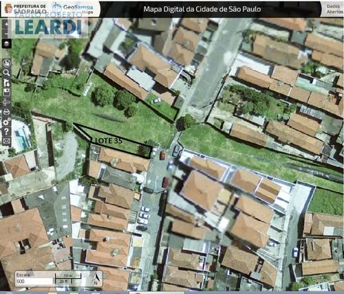 terreno mooca - são paulo - ref: 482488