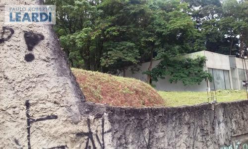 terreno morumbi  - são paulo - ref: 423301