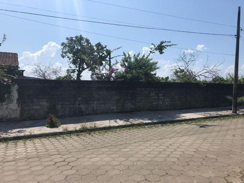 terreno murado, aterrado, lado praia, calçada, 307m!!!