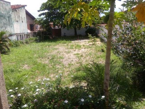 terreno murado e aterrado em mongaguá - 4528/p
