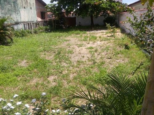 terreno murado e aterrado no bairro vila atlântica  ref 4528