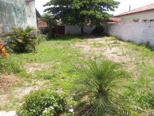terreno murado e aterrado no bairro vila atlântica - ref4528