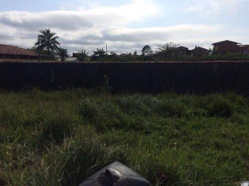 terreno murado no balneário são jorge