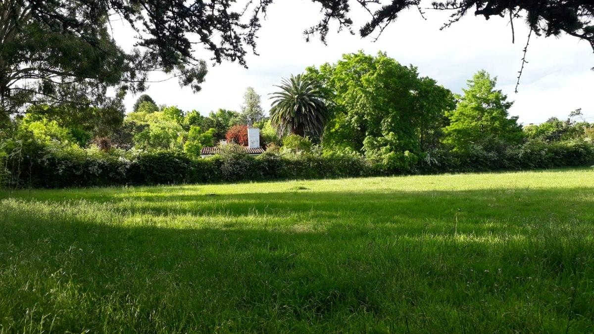 terreno, muy buena ubicación, barrio  el trebol  ezeiza
