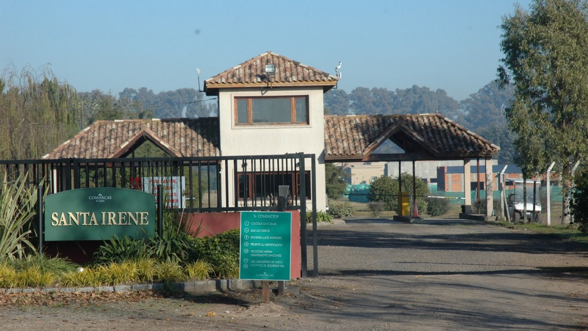 terreno n° 117 club de campo santa irene comarcas de luján