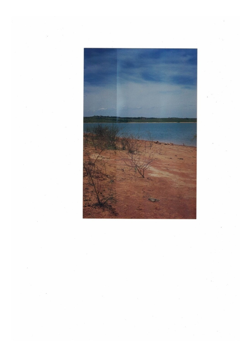 terreno na beira da represa de furnas