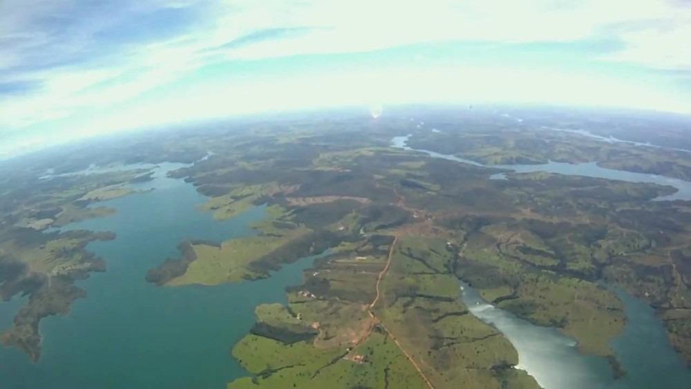 terreno na beira do lago corumbá 4 - luziânia