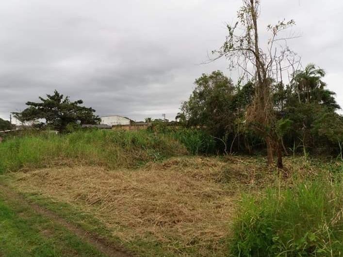 terreno na cidade de cananéia documentado