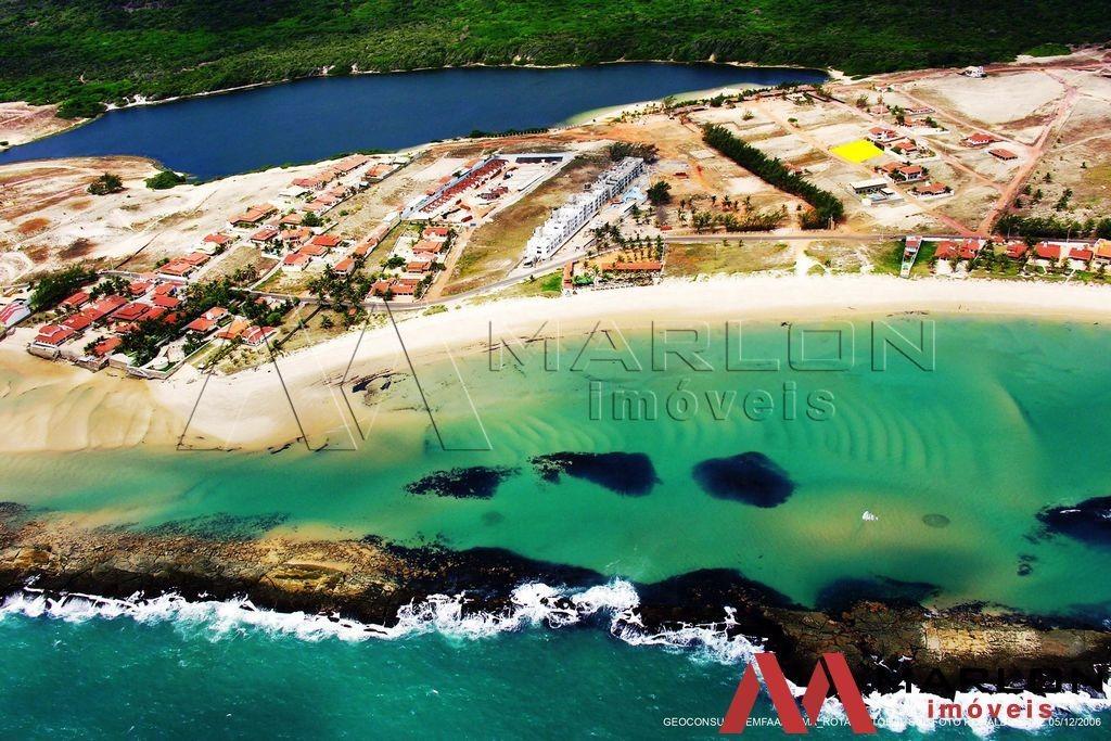 terreno na praia de tabatinga