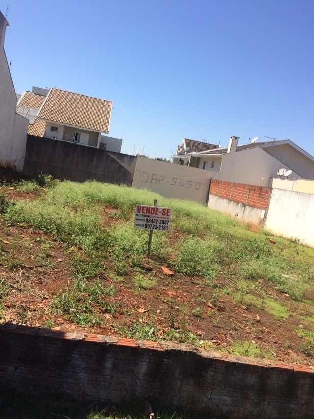 terreno na rua do hospital do câncer em maringá/pr