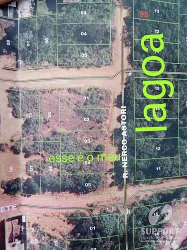 terreno na vila da samarco - v-1436