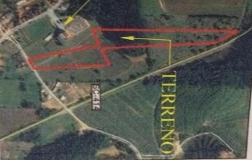 terreno navegantes  aceita permuta 25mil m² - t144 - 4514526