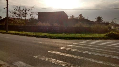 terreno no bairro bopiranga, em itanhaém - ref 3236