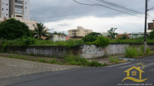 terreno no bairro centro em peruíbe - 1473