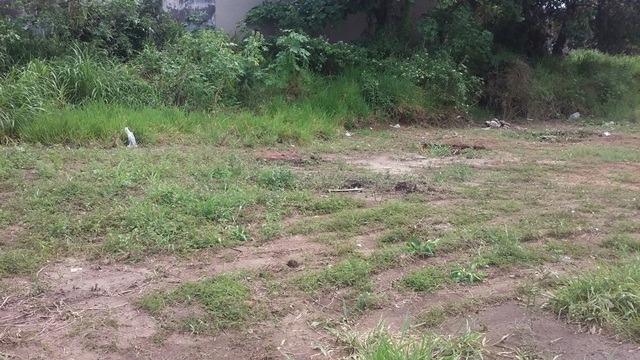 terreno no bairro cesp, em itanhaém 50 metros da rodovia