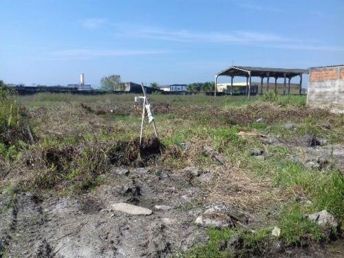 terreno no bairro chácaras cibratel, em itanhaém