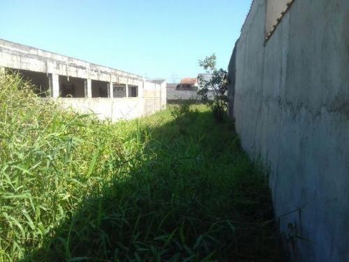 terreno no bairro cibratel, em itanhaém