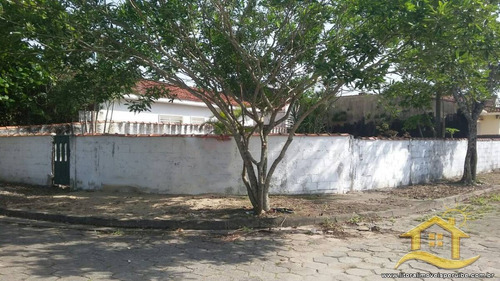 terreno no bairro flórida em peruíbe - 1537