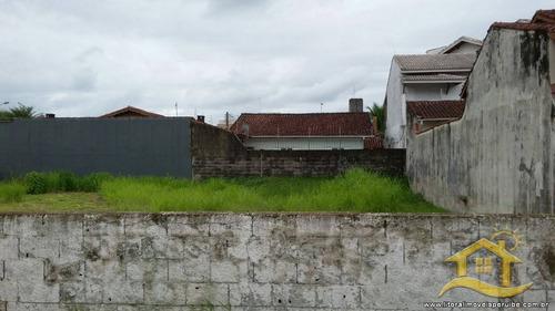 terreno no bairro jardim imperador em peruíbe - 1955