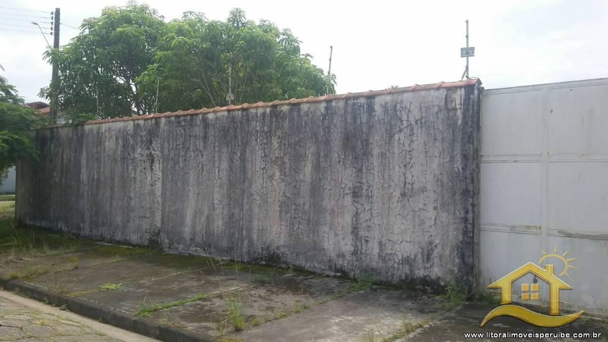 terreno no bairro jardim márcia em peruíbe - 1055