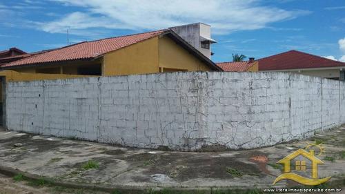 terreno no bairro jardim márcia em peruíbe - 1058