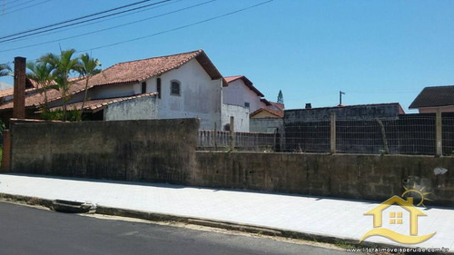terreno no bairro jardim márcia em peruíbe - 1952