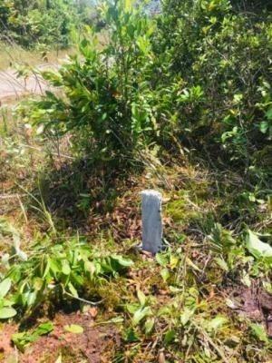 terreno no bairro jardim regina, em itanhaém, ref. 6507 m h