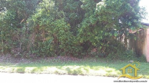 terreno no bairro jardim são luiz em peruíbe - 2008
