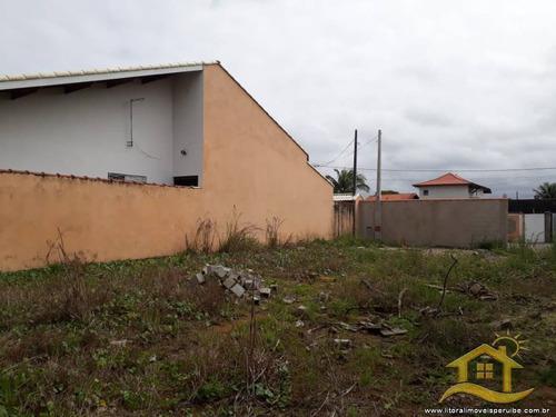 terreno no bairro josedy em peruíbe - 2387