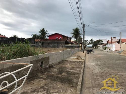 terreno no bairro mar e sol em peruíbe - 2379