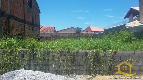 terreno no bairro park d aville em peruíbe - 1899