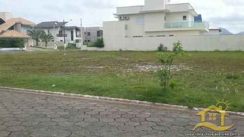 terreno no bairro residencial três marias em peruíbe - 1717