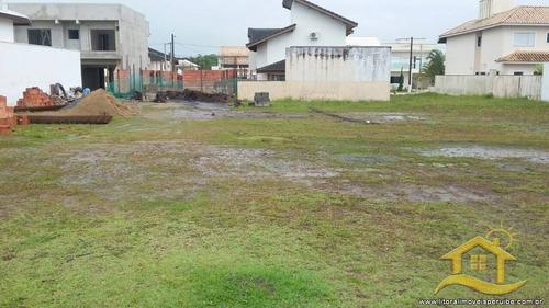 terreno no bairro residencial três marias em peruíbe - 1753