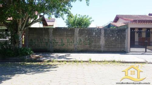 terreno no bairro são joão batista em peruíbe - 1535