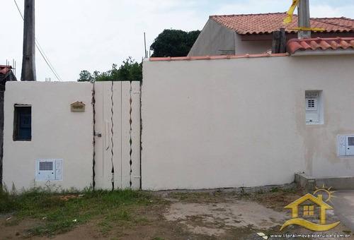 terreno no bairro são joão batista ii em peruíbe - 1602
