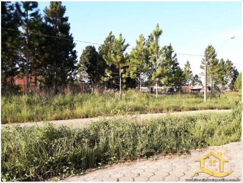 terreno no bairro são joão batista iii em peruíbe - 2242